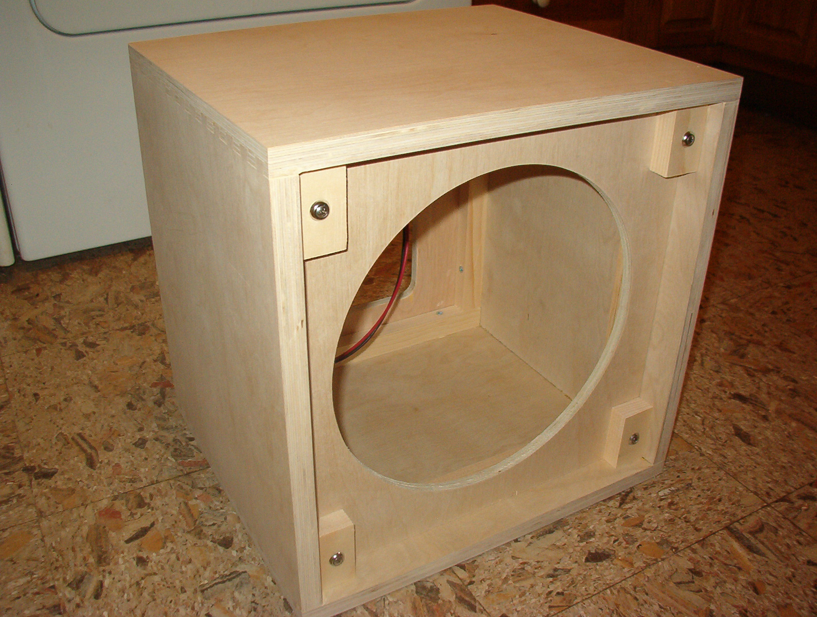 Speaker Cabinet Design Plans Veterinariancolleges