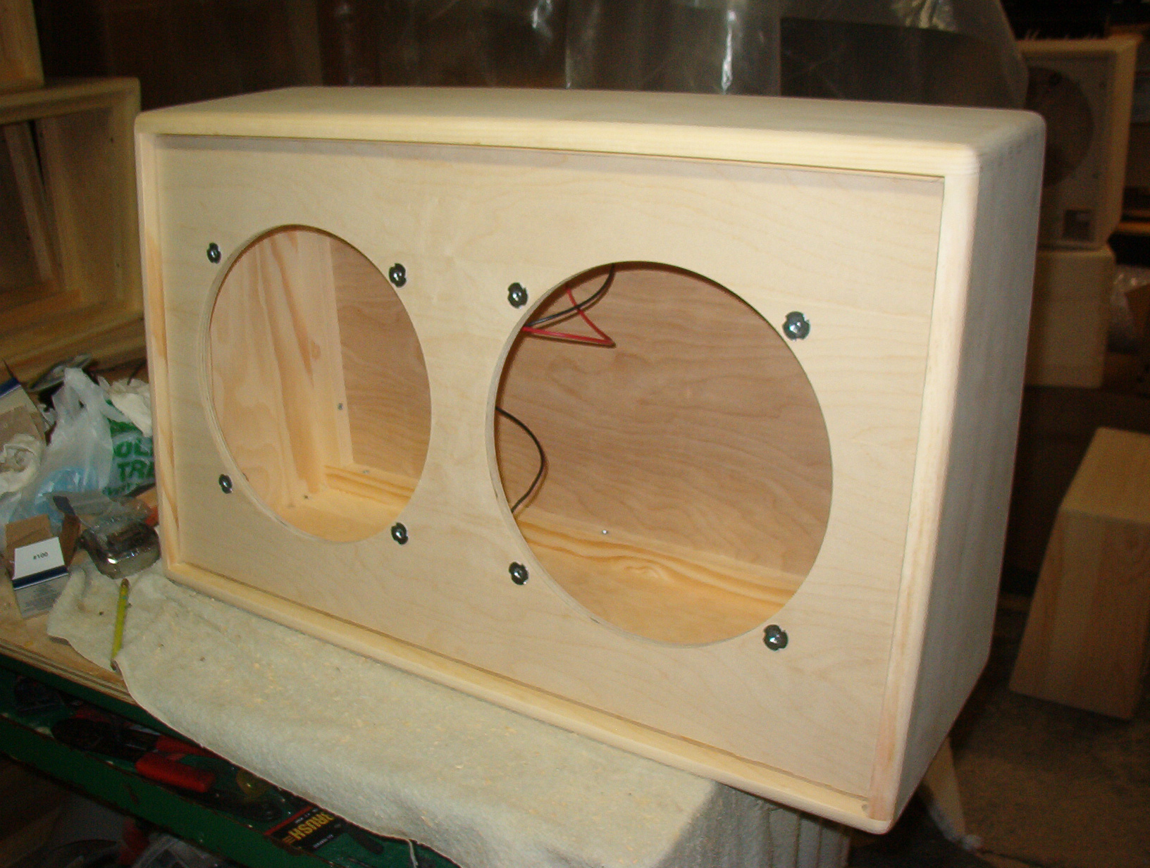 Guitar Speaker Cabinet Plans 1x12 Home Decor